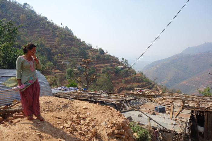 روستایی در نپال که ساکنان آن فقط یک کلیه دارند