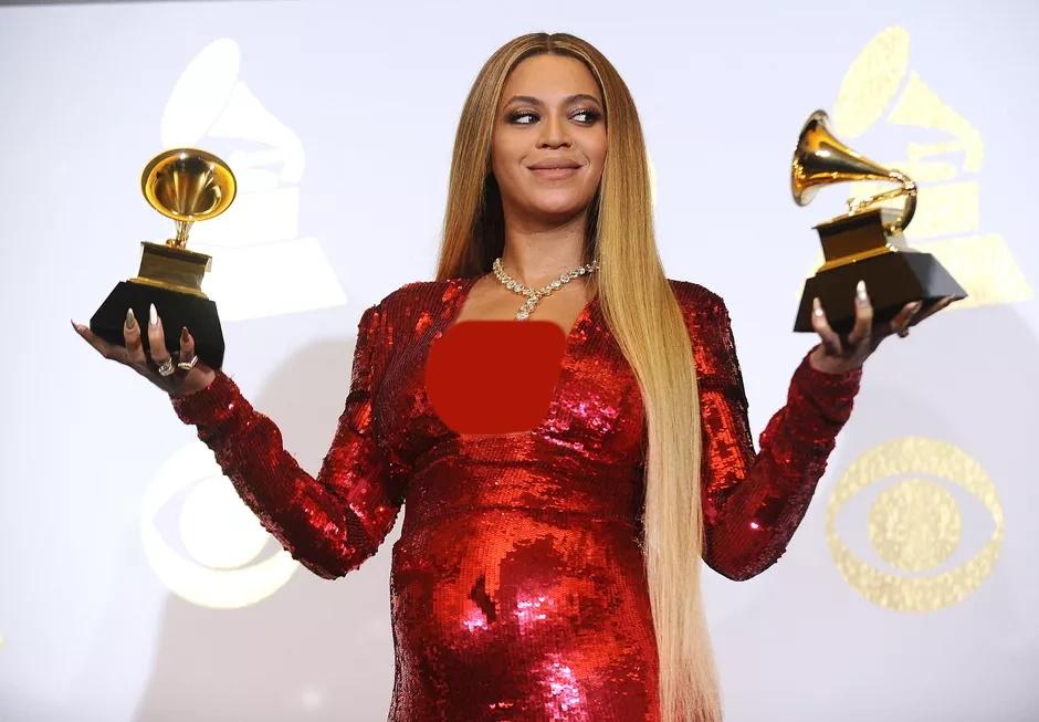 مراسم گرمی امسال شب خوبی برای بیانسه بود که نه تنها با 4 جایزه در صدر بیشترین دریافت کنندگان این جایزه قرار گرفت بلکه با 28 جایزه گرمی به دارنده بیشترین تعداد گرمی در میان زنان خواننده تبدیل شد.