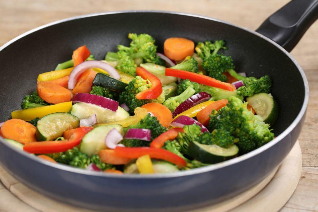 اهمیت مصرف سبزیجات در رژیم غذایی