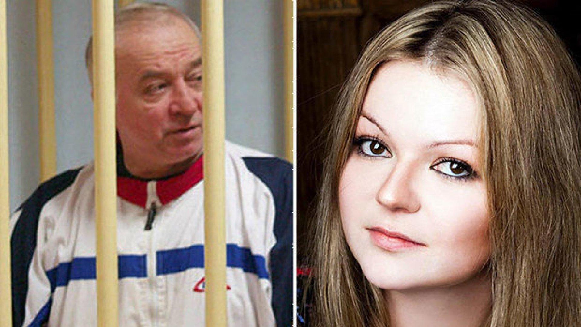 نامزد یولیا اسکریپال که خود و پدرش سه سال پیش قربانی حمله با عامل اعصاب نوویچوک قرار گرفتند به یکباره ناپدید شده است.