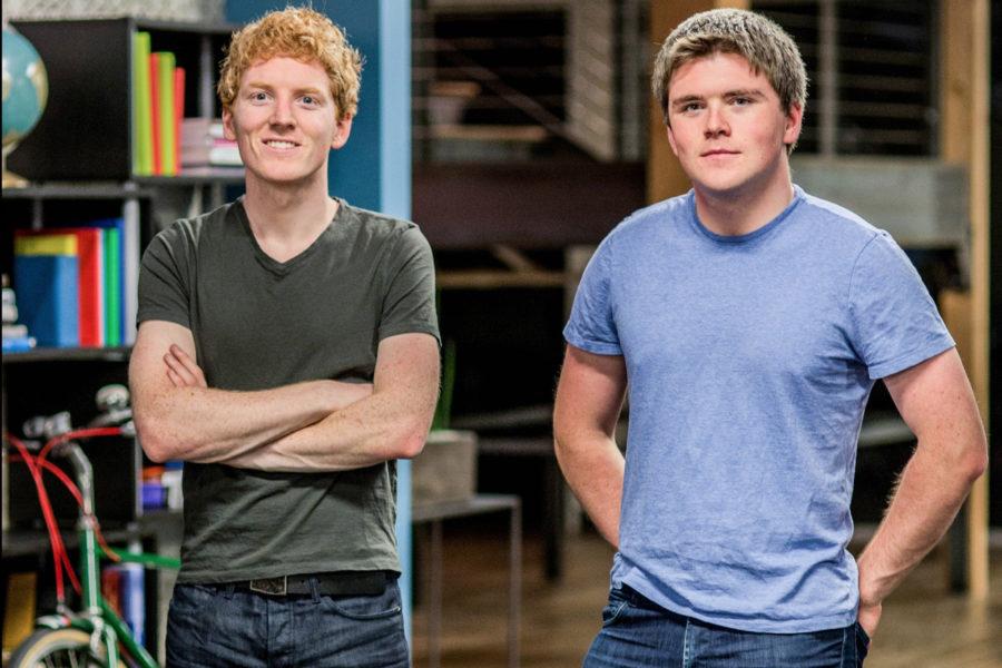 برادران کالیسون؛ دو برادر کارآفرین و میلیاردی که بیل گیتس به گرد پایشان هم نمی رسد