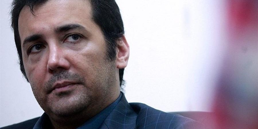 جشن ترخیص حسام نواب صفوی از آیسییو پس از ابتلا به کرونا! + ویدئو