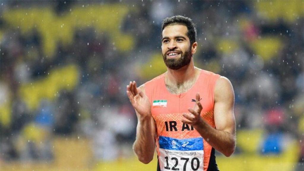 ماجرای دزدیده شدن کفشهای دونده ایرانی قبل از مسابقه!