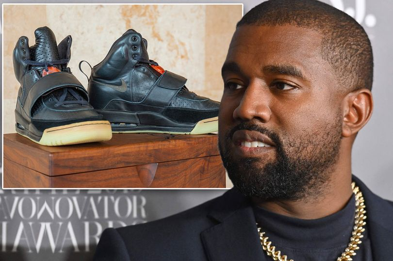 کفش های ورزشی Yeezy کانیه وست رکورد گرانقیمت ترین کفش جهان را می شکند
