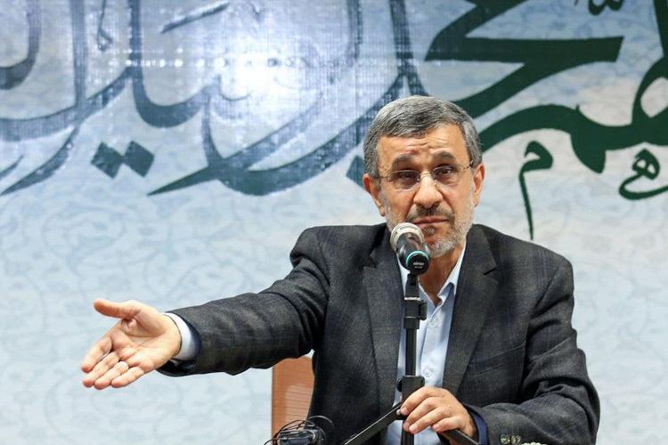محمود احمدی نژاد: «جزیره خریده اند تا در صورت جوشیدن خشم ملت به آنجا فرار کنند!»