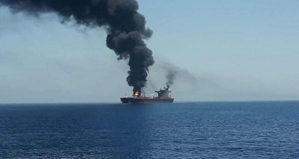 آخرین اخبار از حمله به نفتکش ایرانی در سوریه