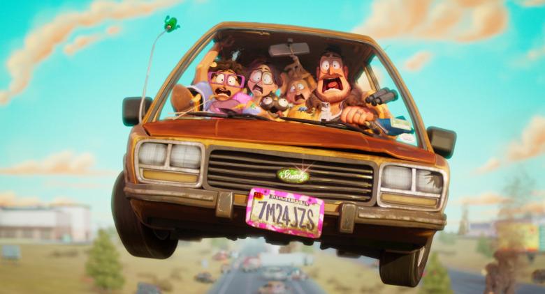 انیمیشن The Mitchells vs. the Machines که قبلاَ Connected نام داشت، تازه ترین اثر انیمیشن از کمپانی سونی پیکچرز است که باید حتما دید