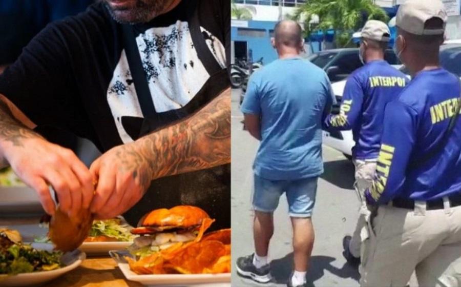 گانگستر تحت تعقیب ایتالیایی از ویدئوهای آشپزی اش در یوتیوب لو رفت