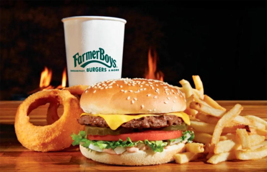 یک سال همبرگر رایگان در ازای خالکوبی؛ کمپین یکی از رستورانها در کالیفرنیا