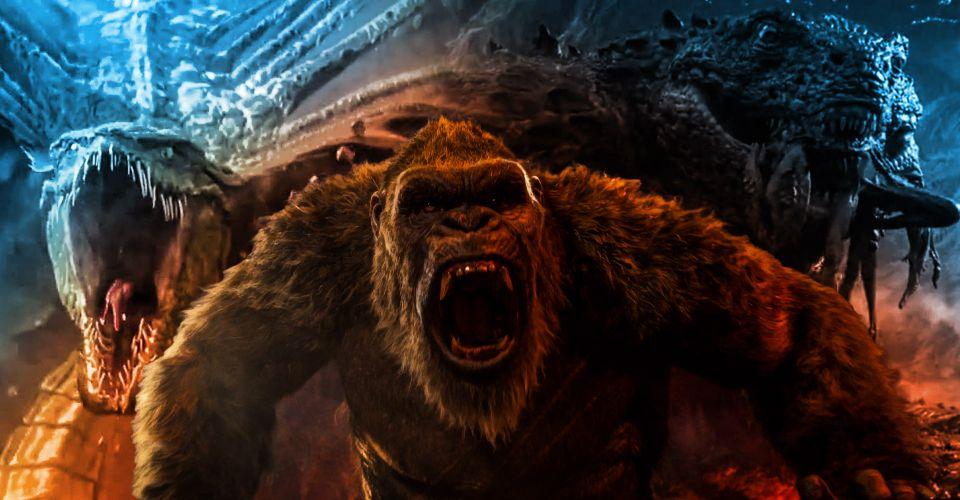 بررسی تمامی هیولاهای ساکن زمین توخالی در فیلم Godzilla vs Kong