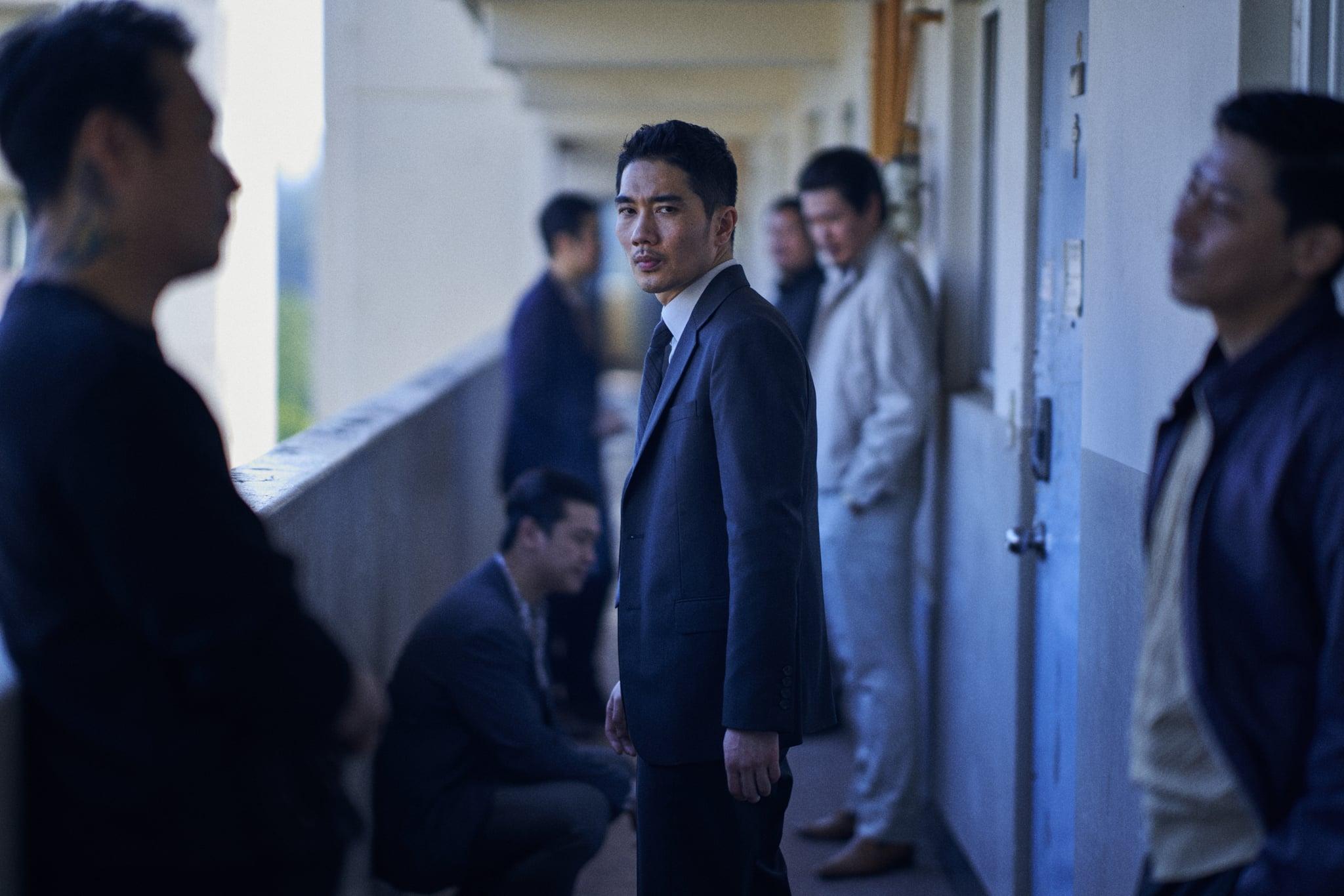 در فیلم Night in Paradise، کارگردان کره ای تصویری خشن و نهیلیستی از دنیایی ترسیم می کند که توسط اصول اخلاقی گانگسترها کنترل می شود