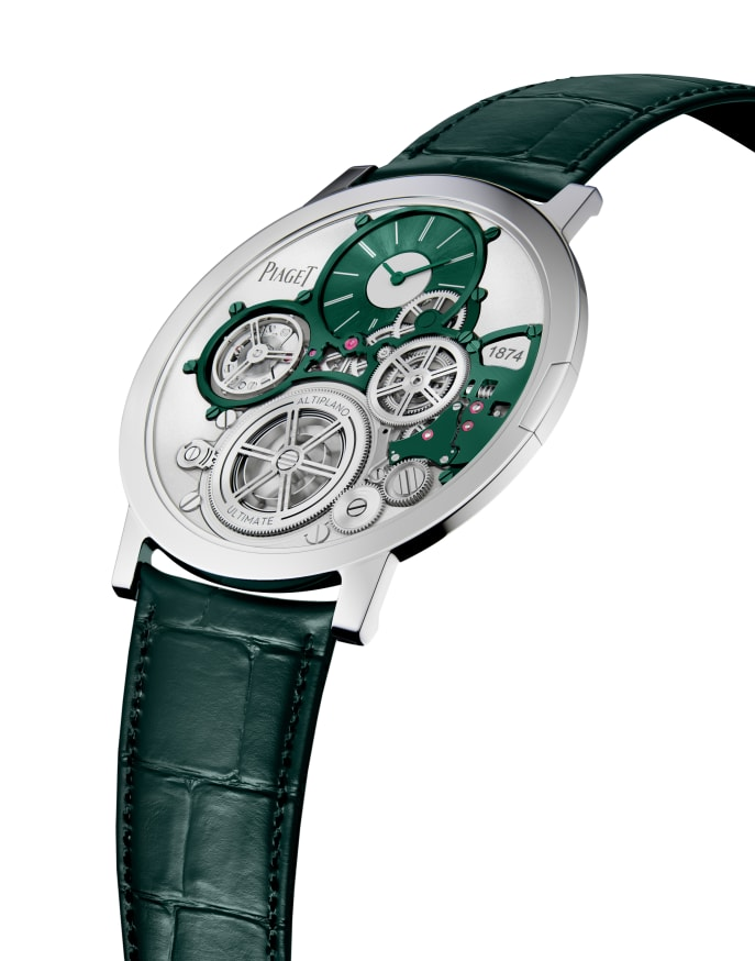زیباترین و نفیس ترین ساعت های نمایشگاه Watches & Wonders 2021