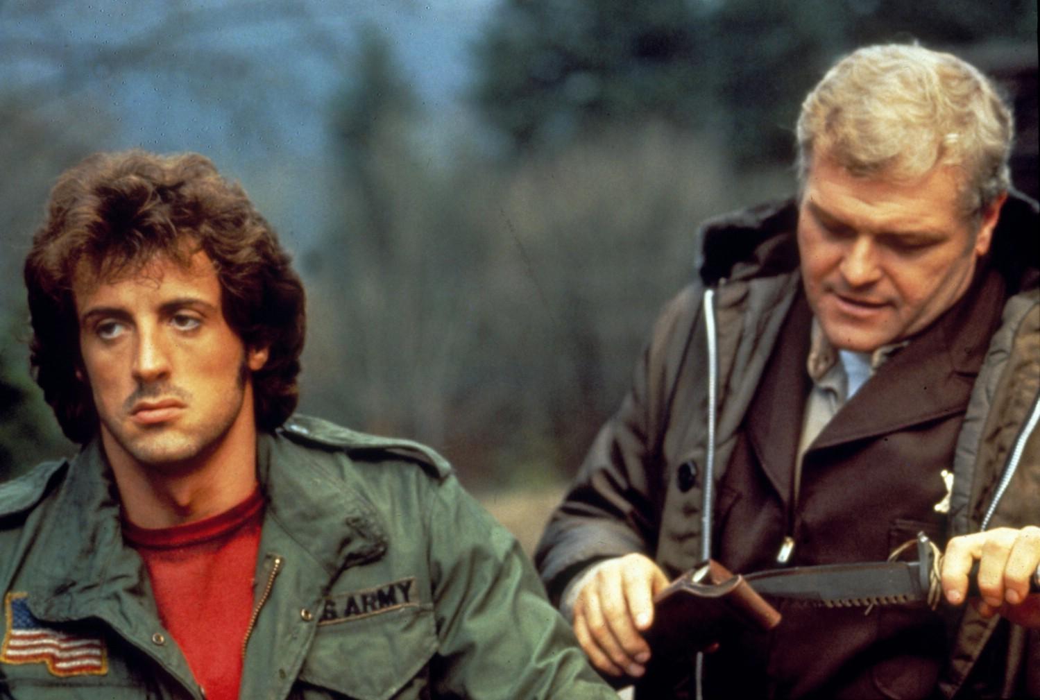 Rambo First Blood 28502 High - نسخه ای متفاوت از Rambo 4 که شاهد بازگشت شخصیت منفی اولین خون بود