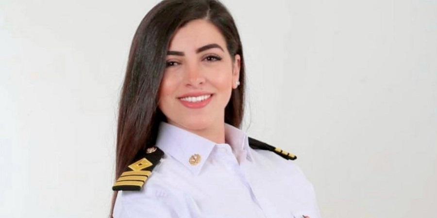 مسدود شدن کانال سوئز را گردن اولین ناخدای زن مصر انداختند
