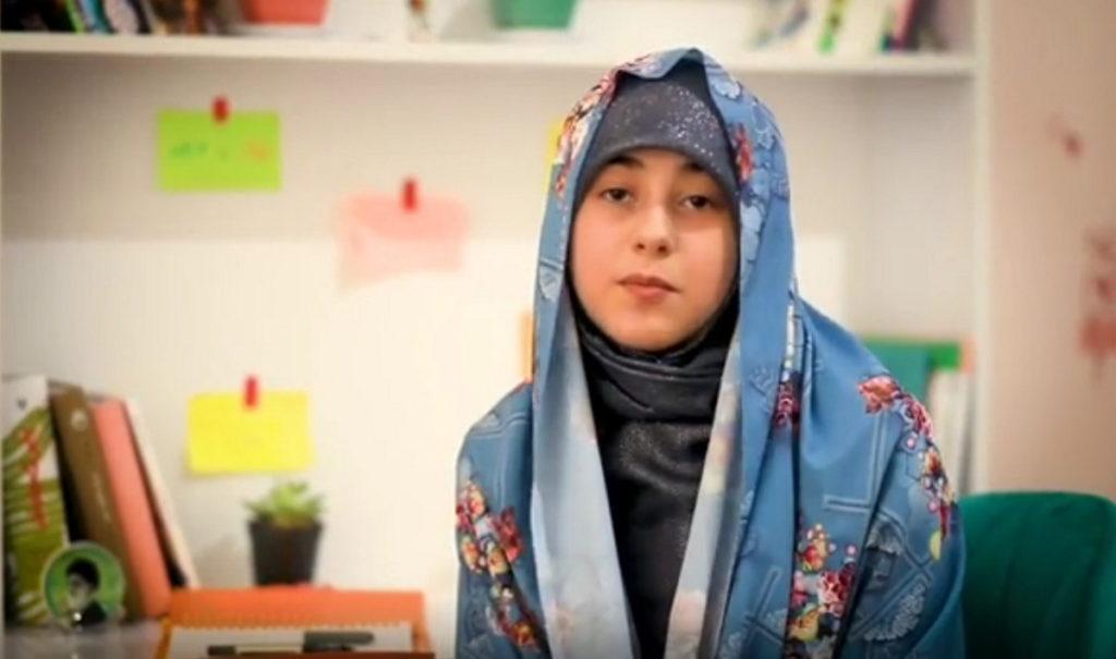 ماجرای مناظره فائزه هاشمی و دختر ۱۴ ساله + ویدئو