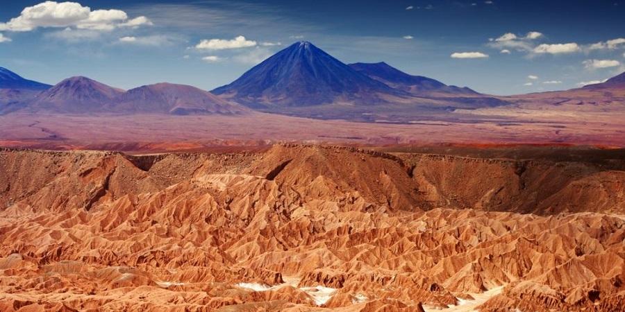 مریخ ِ زمین؛ بیابان آتاکاما خشک ترین نقطه دنیا