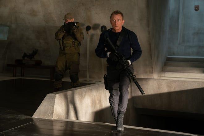 فیلم No Time To Die از مجموعه فیلم های جیمز باند، در هنگام انتشار در ماه سپتامبر، بزرگ ترین مراسم اکران در جهان را خواهد داشت.