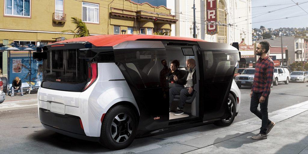 تاکسی های خودران راهی خیابان های دبی می شوند