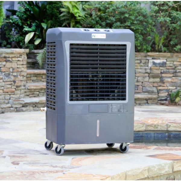 کولر آبی همانطور که از نام آن مشخص است، یک نوع سیستم خنک کننده است که از آب و تبخیر آن برای خنک کردن دمای هوا استفاده می کند