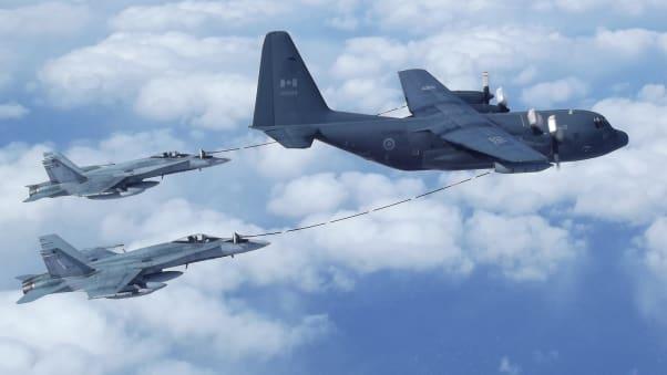 سوختگیری در آسمان یک عملیات استاندارد است که هر روزه صورت می گیرد اما عملیاتی چالش برانگیز و حساس برای نیروهای هوایی در سراسر جهان.
