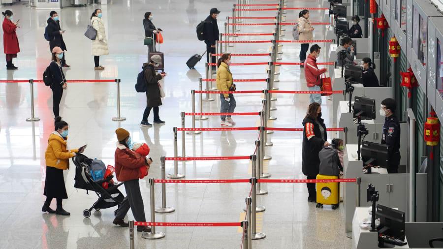شلوغ ترین فرودگاه های دنیا در سال ۲۰۲۰؛ گوانگژو صدرنشین جدول