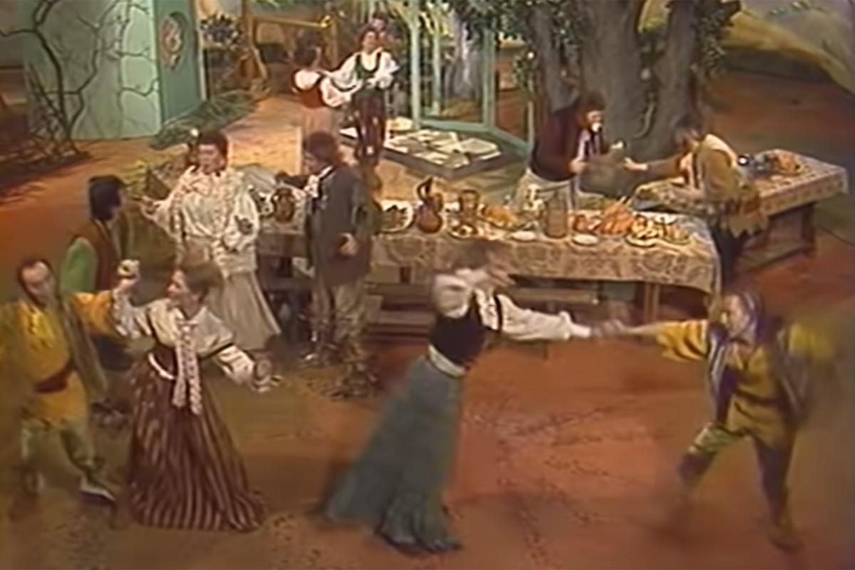 بعد از 30 سال، یک اقتباس تلویزیونی از داستان The Lord of the Rings در شوروی که گمان می رفت از بین رفته باشد، در اینترنت منتشر شده است.