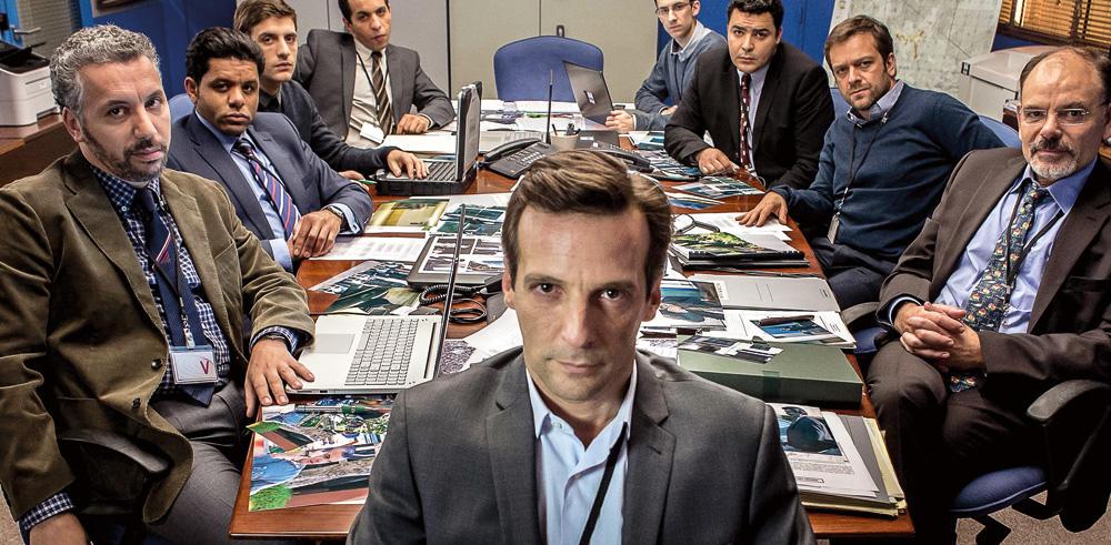 سریال The Bureau ( به فرانسوی Le Bureau des Légendes) نگاهی جذاب و کمتر دیده شده به سرویس امنیت خارجی فرانسه موسوم به DGSE است.