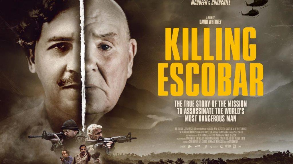 مستند Killing Escobar ؛ داستان اجیرشدگان حرفهای که مامور ترور پابلو اسکوبار بودند + ویدیو