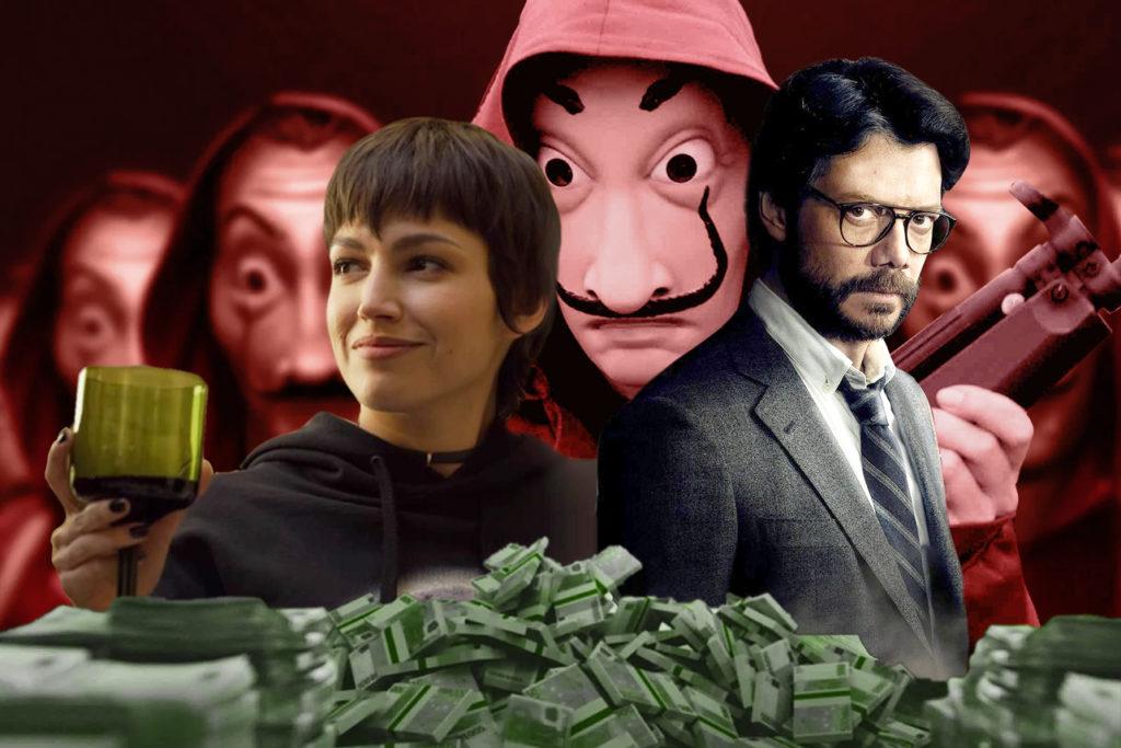 تئوری دیوانهوار در مورد سریال Money Heist : «پروفسور در آسایشگاه روانی رویاپردازی میکند»