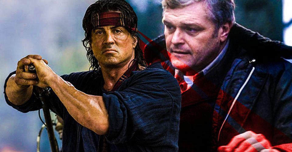نسخه ای متفاوت از Rambo 4 که شاهد بازگشت شخصیت منفی First Blood بود