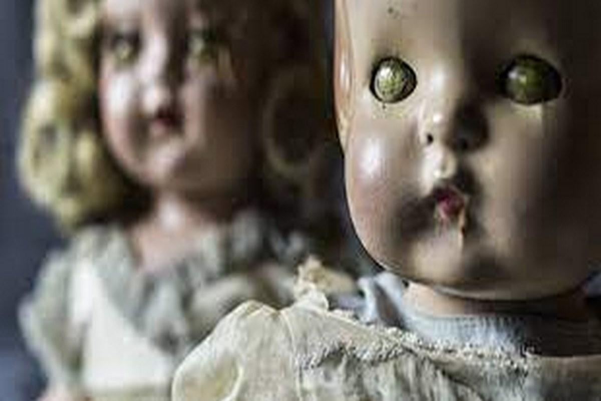 عروسک تسخیر شده