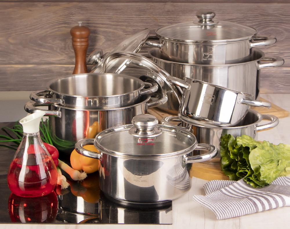 پارس استیل،۳۷ سال تداوم کیفیت و سلامت ظروف پخت و پز