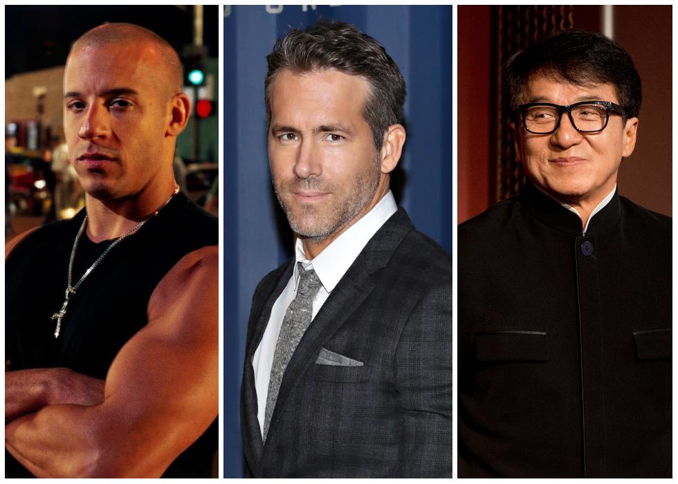 ستاره اکشن سینمای هالیوود بار دیگر در صدر فهرست سالانه پردرآمدترین ستارگان هالیوود که توسط مجله فوربس منتشر می شود، قرار گرفت.