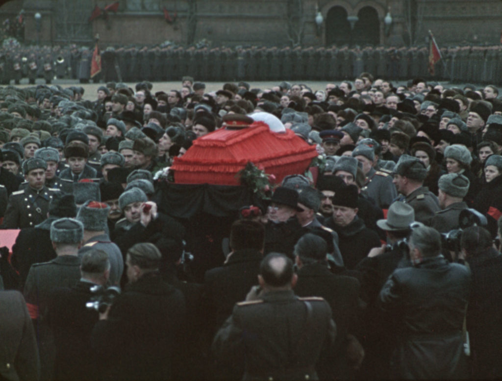 فیلم مستند State Funeral ؛ تصویری تکان دهنده از روزهای پس از مرگ جوزف استالین
