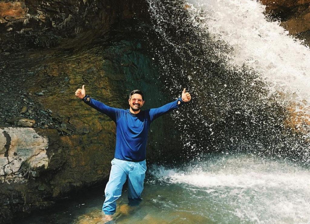 اینستاگردی هفته دوم اردیبهشت؛ همراهی با طبیعت گردی سلبریتیها در ایام کرونایی