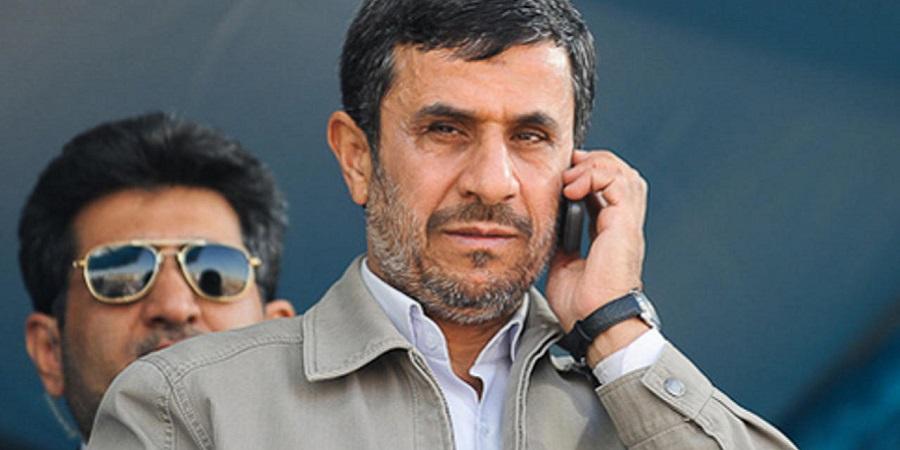 ادعای جنجالی احمدی نژاد درباره دستکاری آمار کرونا و واکسن زدن مسئولین در ایران