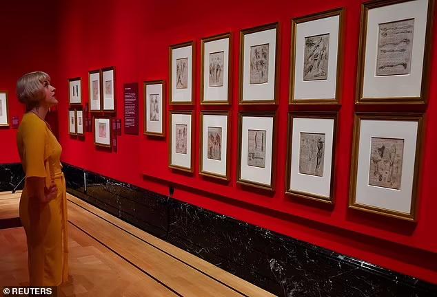 طرحی از لئوناردو داوینچی از سر یک خرس بزودی در یک حراجی به فروش خواهد رسید و انتظار می رود بیش از 12 میلیون پوند قیمت داشته باشد