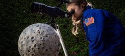 ماجرای نخستین دختر ۷ سالهای که میخواهد کپسول فضایی به کره ماه بفرستد