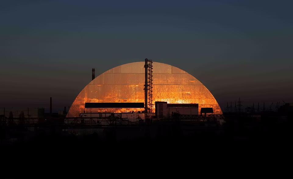 تصاویر منحصربفرد و نادری که به طور اختصاصی از نیروگاه هسته ای چرنوبیل گرفته شده اند