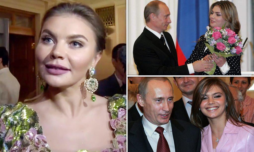 اولین خبر از معشوقه ولادیمیر پوتین پس از نزدیک به سه سال بی خبری مطلق