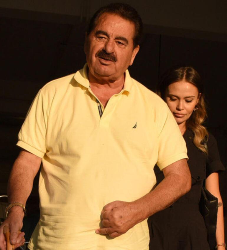 ابراهیم تاتلیس (ابراهیم تاتلیسس) که سال هاست با گلچین کاراکایا زندگی می کند، در تازه ترین برنامهİbo Show صحبت هایی در مورد ازدواج کرد