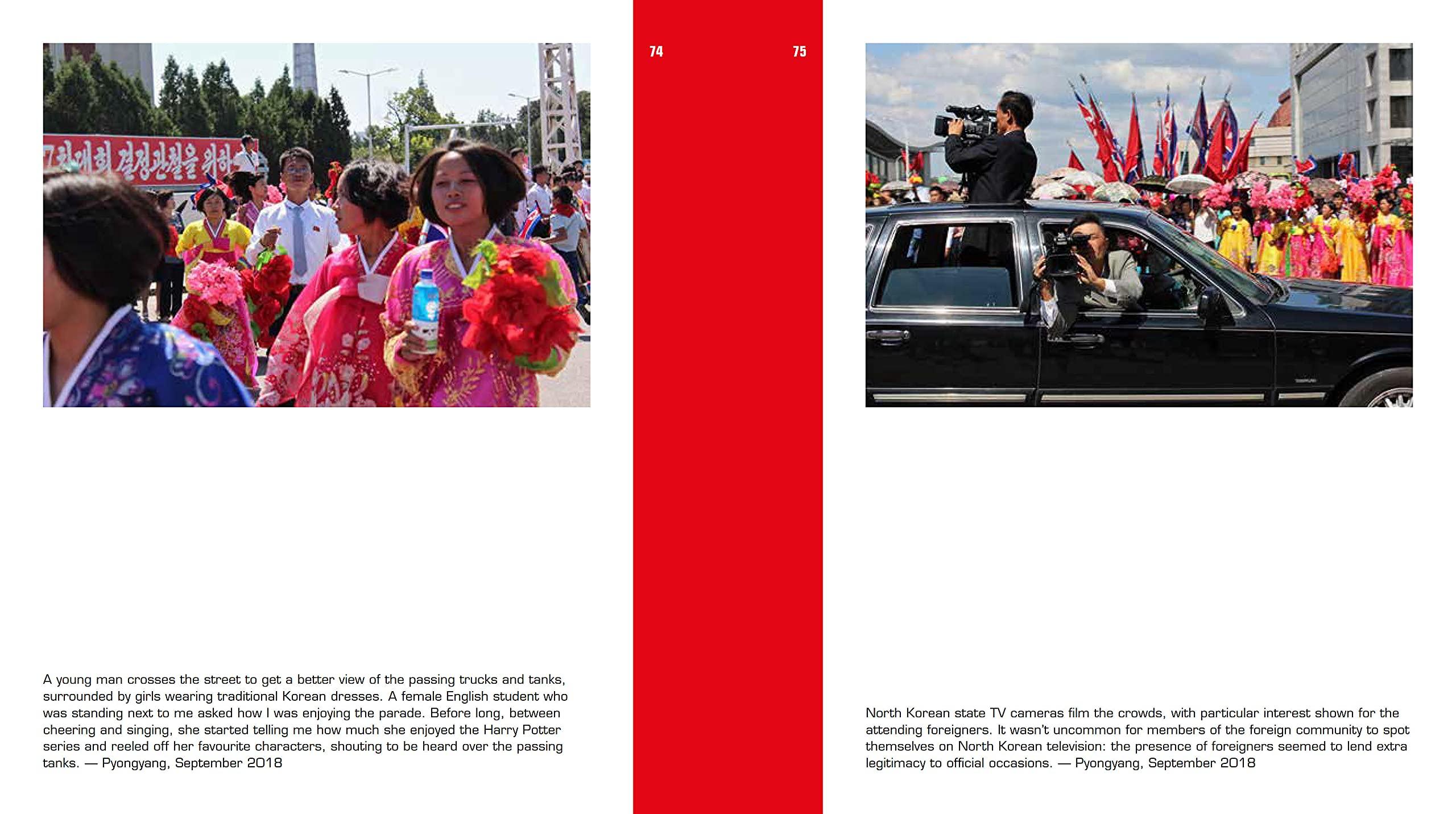 در کتاب تصویری جدیدی خود با عنوان North Korea: Like Nowhere Else، لیندزی میلر تصویری شفاف از جامعه کره شمالی ارائه داده است.
