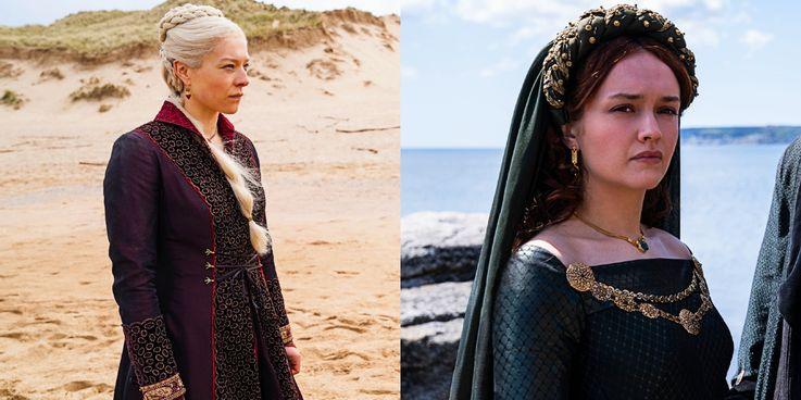اولین تصاویر از سریال House of the Dragon منتشر شده و این تصاویر جزییات مهمی از داستان پیش درآمد سریال Game of Thrones را افشا می کنند.