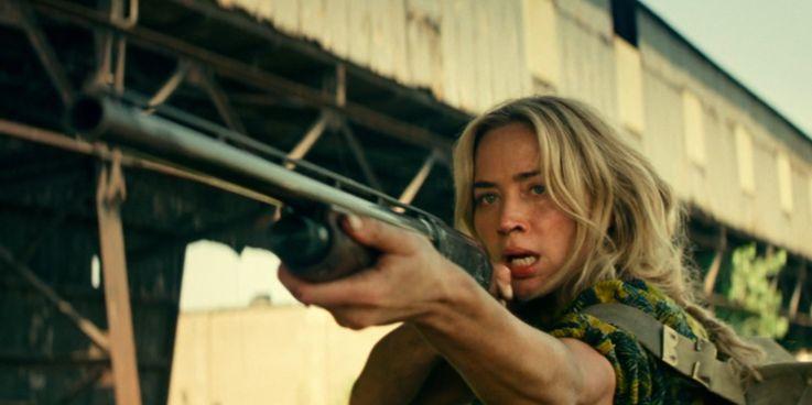 بر اساس خبرهای منتشر شده، پیش فروش بلیت های فیلم A Quiet Place 2 در سال 2021 بسیار بیشتر از سال گذشته بوده است.