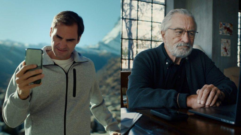 همکاری رابرت دنیرو و راجر فدرر برای بازگشایی صنعت گردشگری در سوییس+ ویدیو