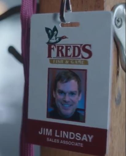 تصویری جدید از فصل نهم سریال Dexter نشان می دهد که شخصیت اصلی و مشهور این سریال، دکستر مورگان، دارای یک هویت و شغل جدید است.
