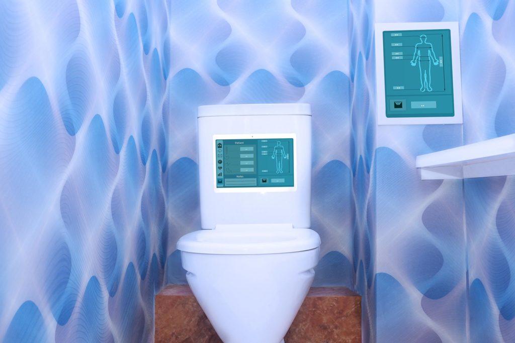 توالت هوشمند مخصوص اسکن مدفوع ساخته میشود؛ چندشآور اما واقعی!