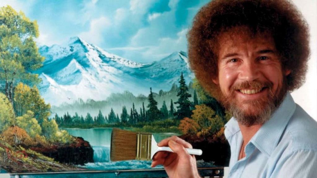 چرا تابلوهای نقاشی باب راس کمیاب هستند؟