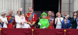 چه کسانی می توانند در بالکن کاخ باکینگهام کنار ملکه بایستند؟