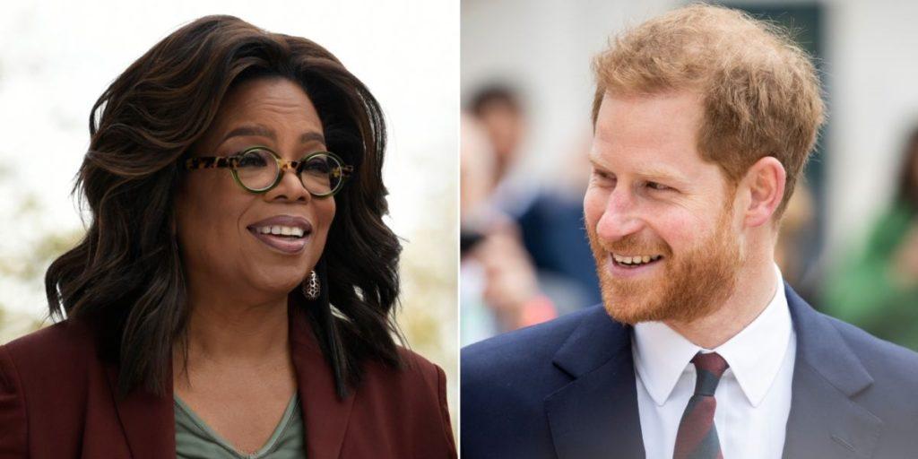 اعلام تاریخ انتشار سریال مشترک اپرا وینفری و پرنس هری با حضور چهره های مشهور